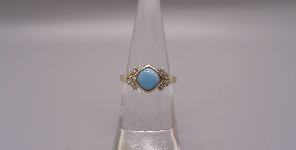The Sparkling Sea Ring