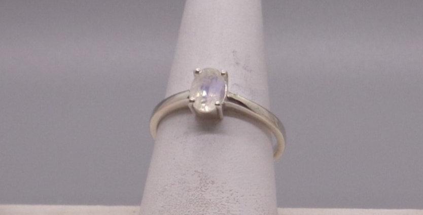 Moonstone Sonata Ring