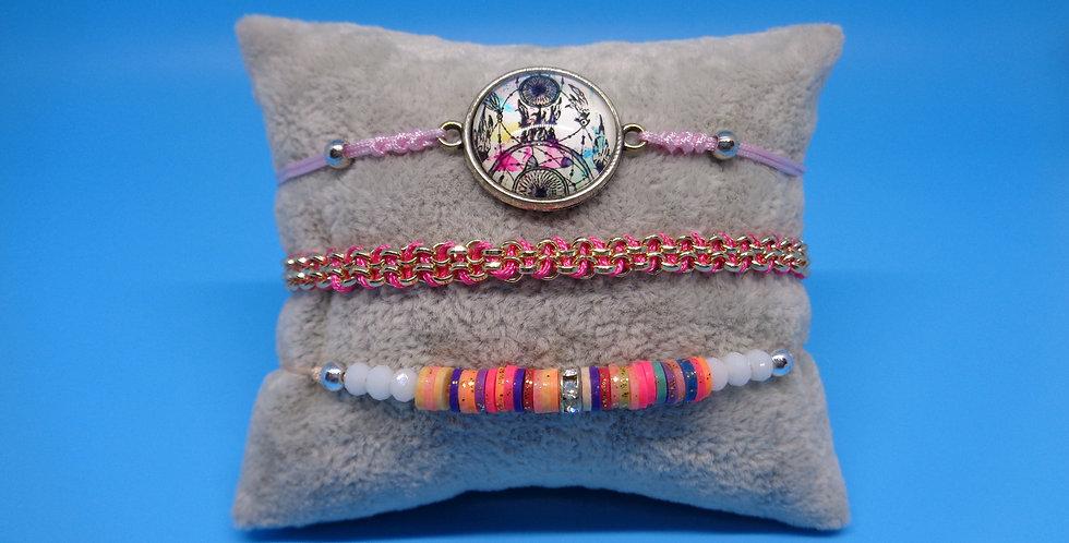 Festive Boho Bracelets