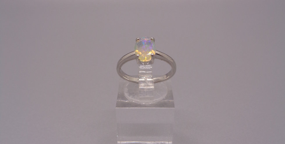 The One Opal Ring