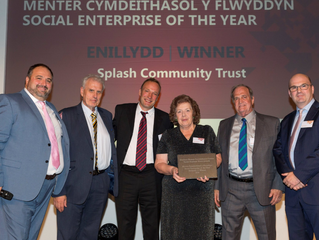 SCT WIN WELSH SOCIAL ENTERPRISE OF THE YEAR 2018!