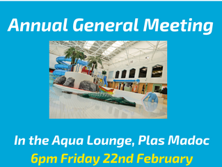 AGM Date Confirmed