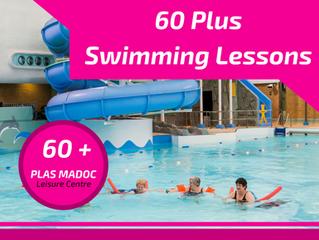 FREE 60+ Swimming