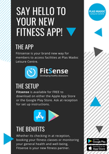 New Fitness App for Members