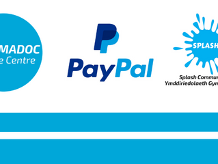 Do you use PayPal? Plas Madoc could benefit.