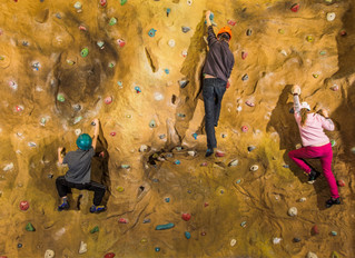 Half Term Climbing Wall Taster