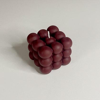 Medium Bubble - Burgundy