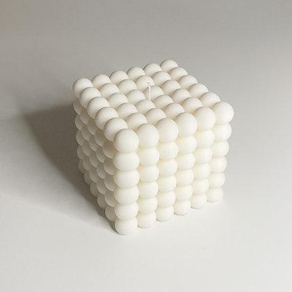Large Bubble - Creamy White