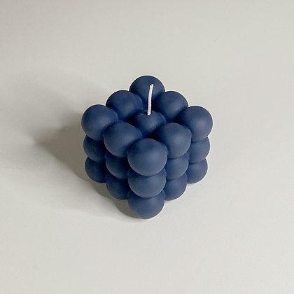 Medium Bubble - Gentleman's Blue