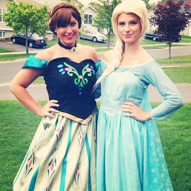 1.5 Hour Double Princess Party