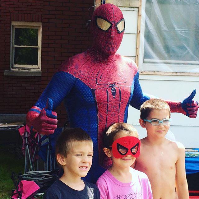 30 Minute Superhero Party