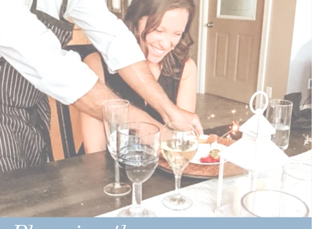 Foodie Bride? Plan Her the Ultimate Bachelorette