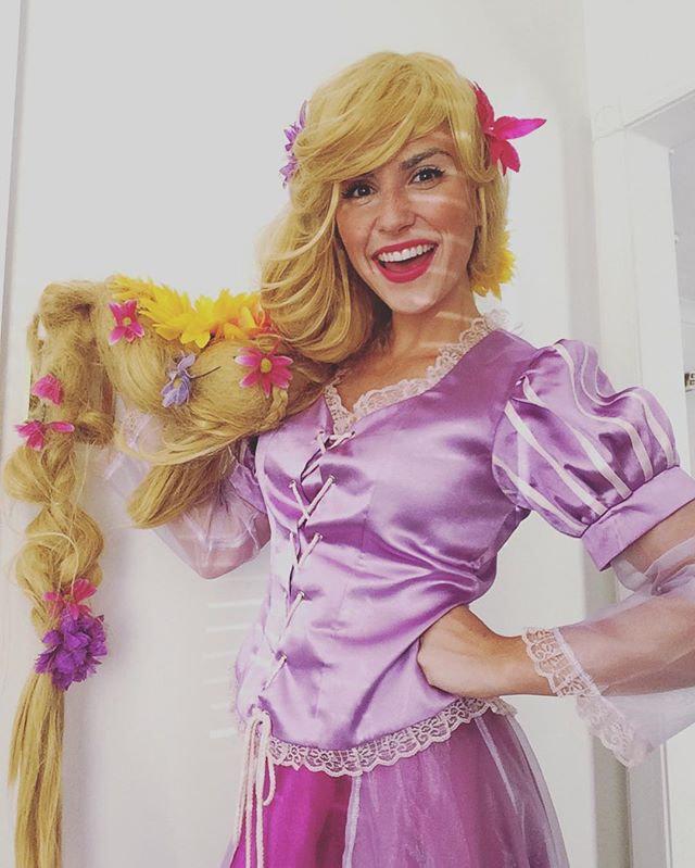1 Hour Princess Party