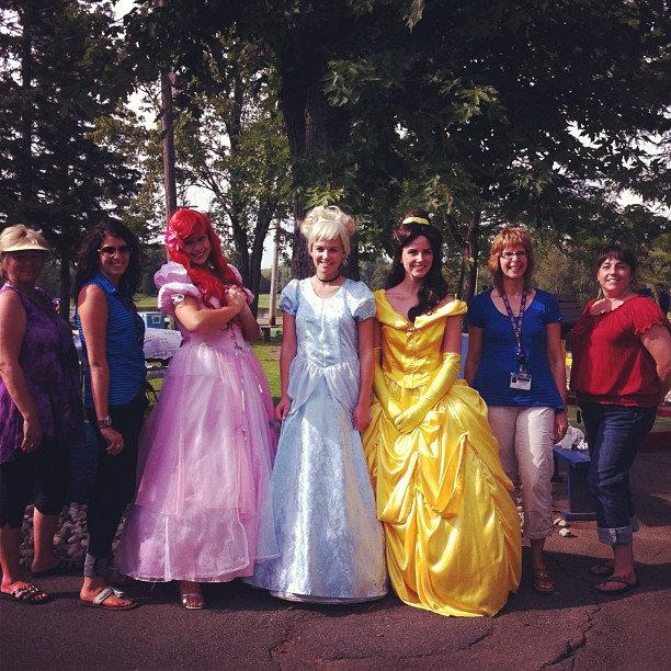 1 Hour Double Princess Party