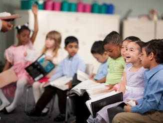 Children's Salvation Moments