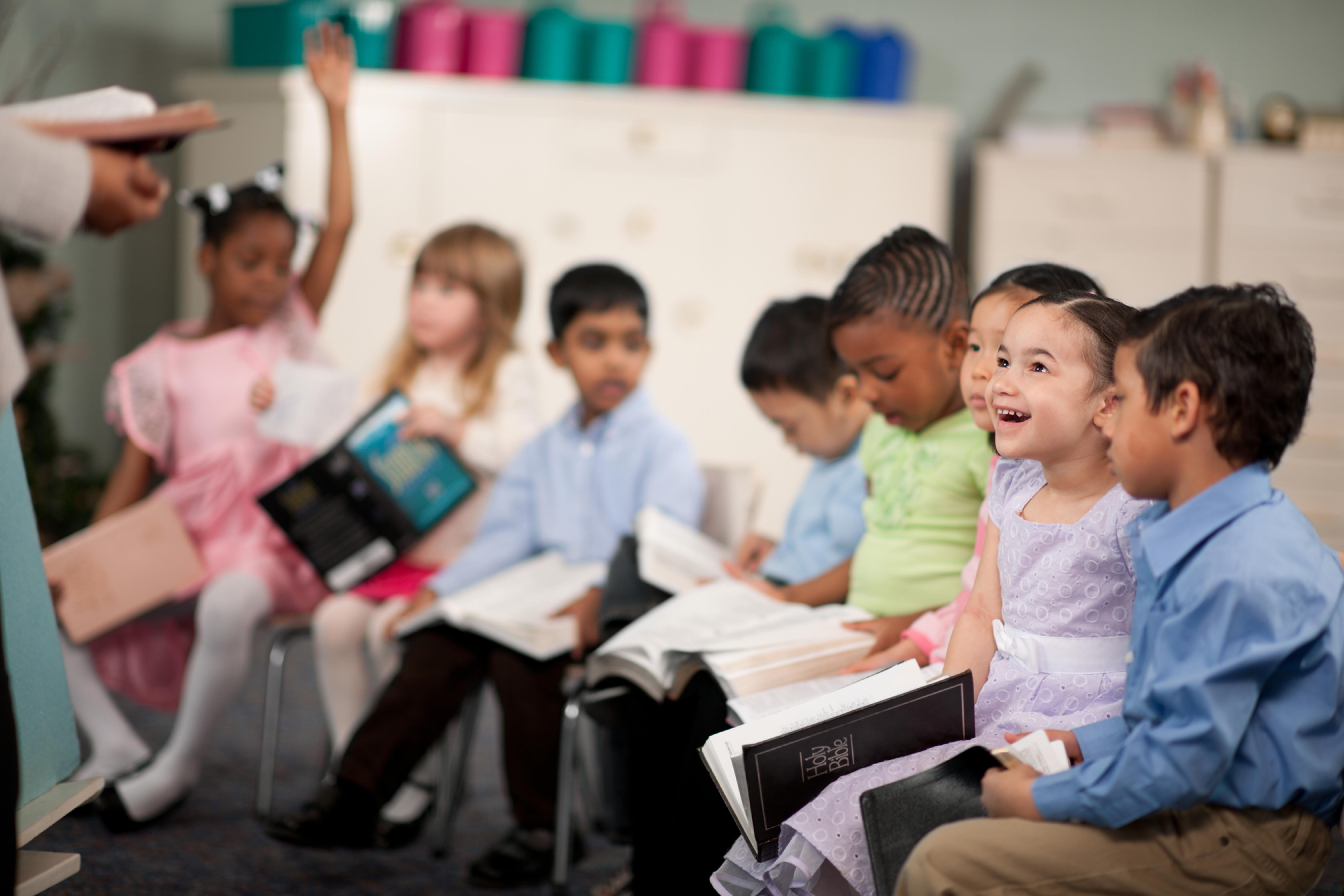 K-1st Grade Reading Group Tutoring