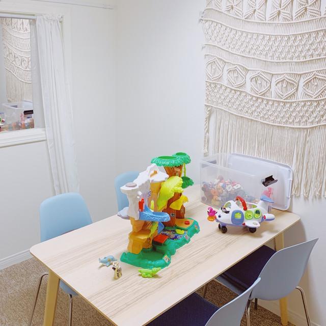 Interior: PCIT play room