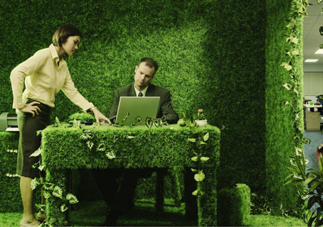Go Green at the Office for Earth Day
