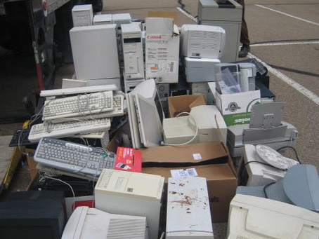 Office Tips: How to Deal with Electronic Waste