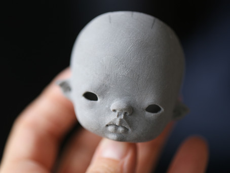 For the love of art dolls