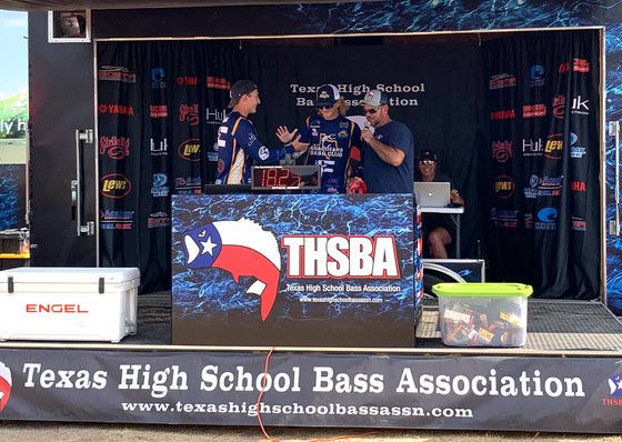 GBC Anglers Take The Win on Lake Travis - THSBA