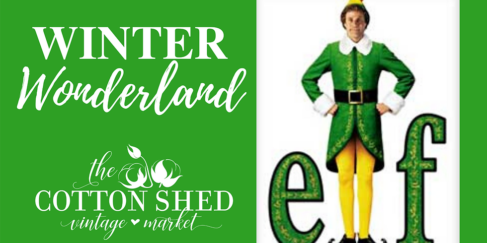 Winter Wonderland & Movie - We're Showing Elf!