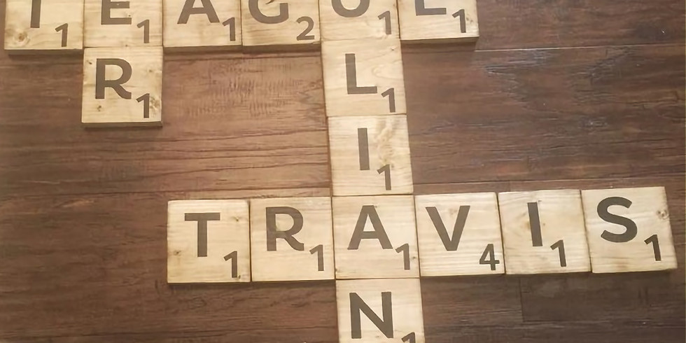 Scrabble Tiles DIY Workshop