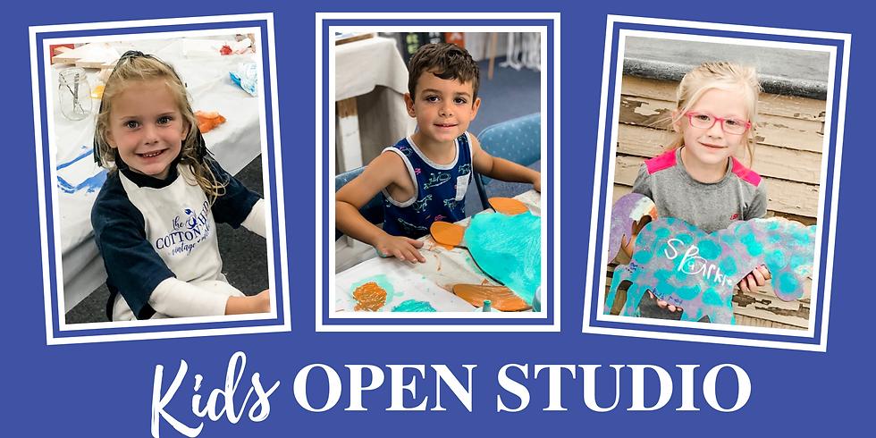 Kids Open Studio