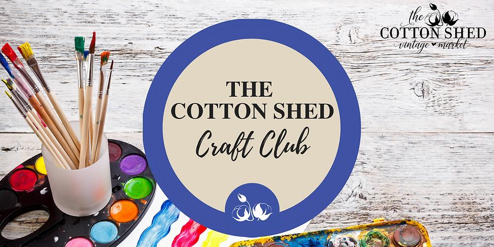 Craft Club Annual Membership