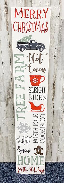 Porch Sign - Christmas Favorites