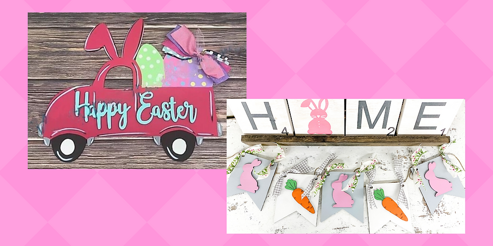 Last Chance! Easter Project Take Home Kit