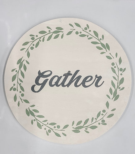 Round Project - Gather