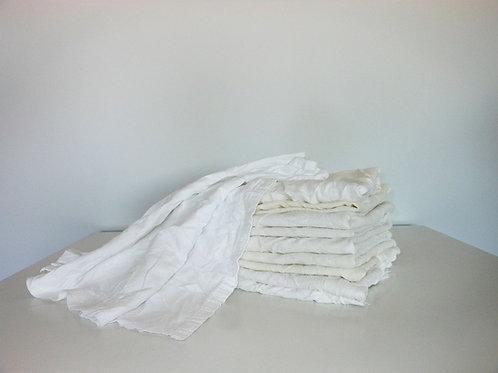 Dėžė baltos flanelės šluosčių 20kg