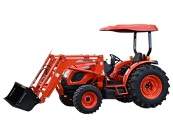 Tractor Huertero Kioti DK5810H