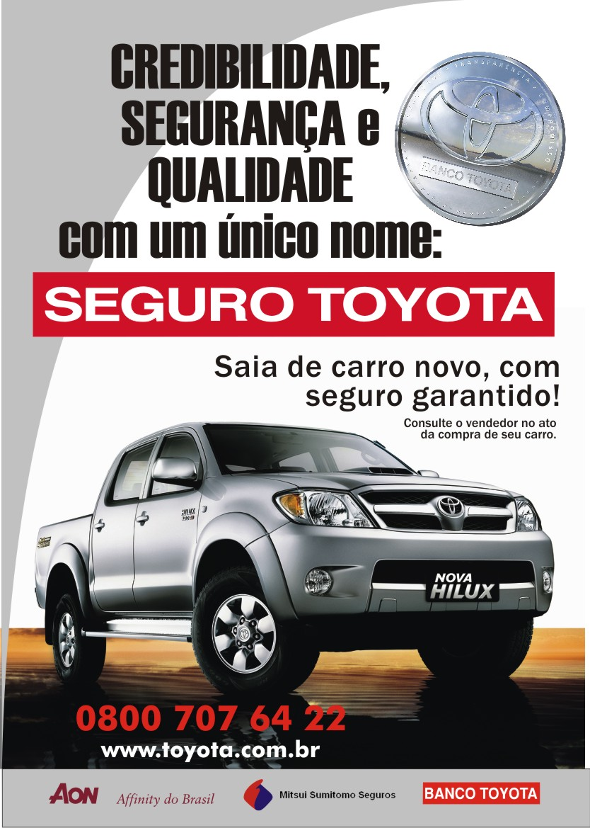 AON Seguros - Banco Toyota