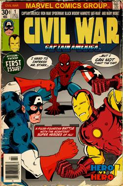 CIVIL WAR vintage