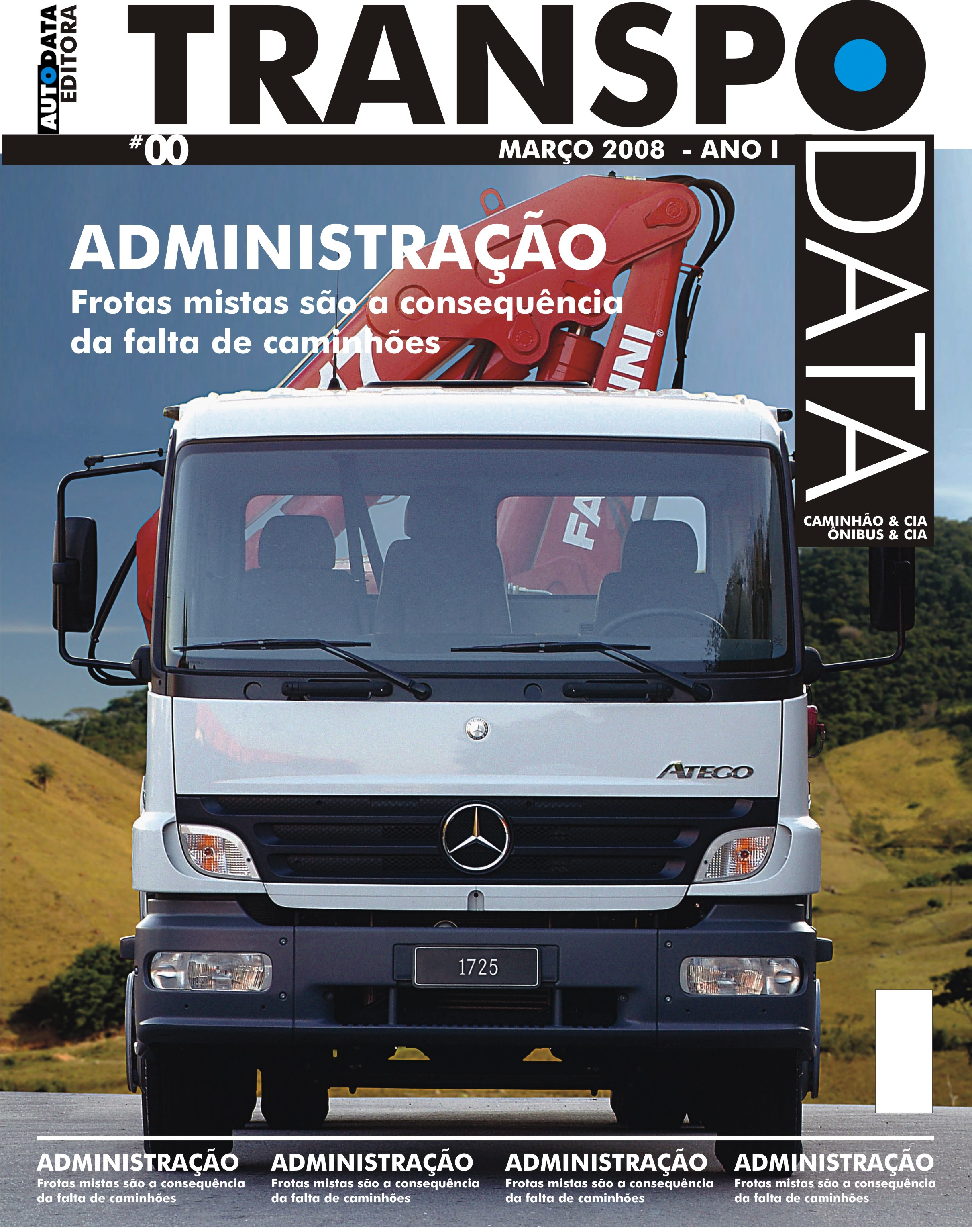 Revista Transpodata