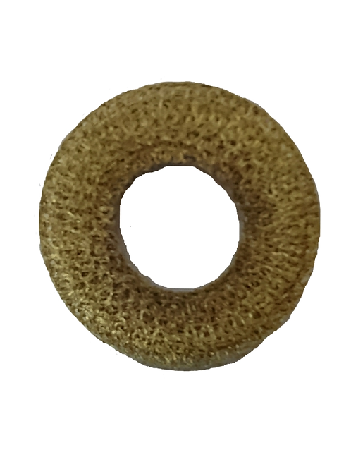 M0007 Pieza Circular Bronce