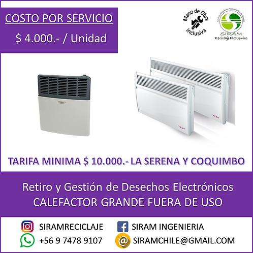 R0026 Calefactor Grande
