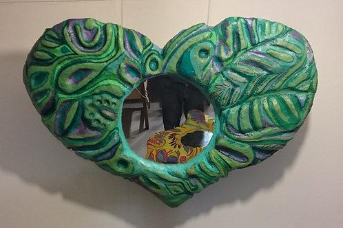 E0004 Corazón Verde