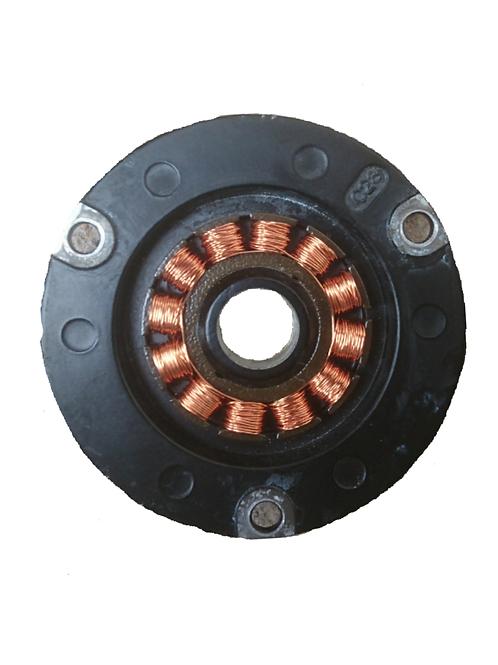 M0001 Pieza Circular Aluminio Cobre