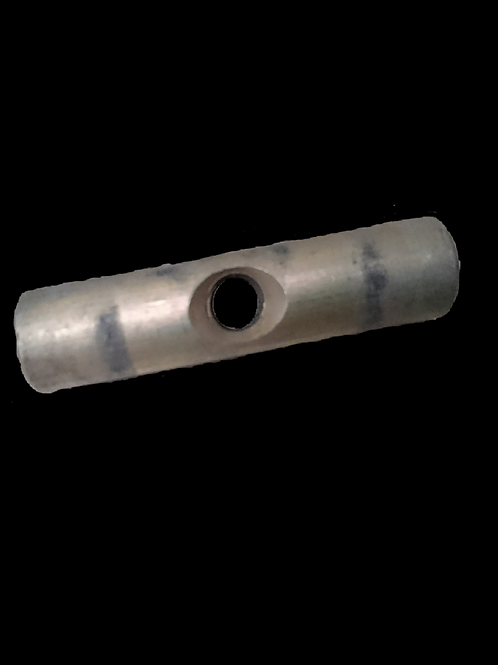 M0006 Pieza Cilindro Aluminio Macizo