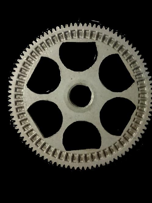 M0012 Pieza Circular Metal