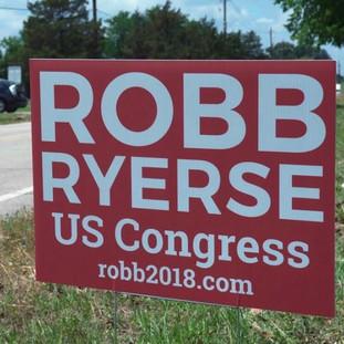 Robb Ryerse - Campaign