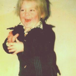 Robb Ryerse - Childhood