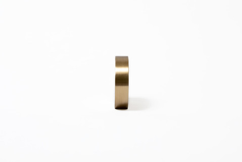 Semi circular handle