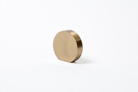 Semi circle handle