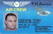 רישיון טייס 2000