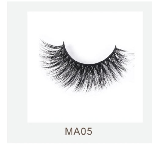 High Quality Real Mink 3D Lashes