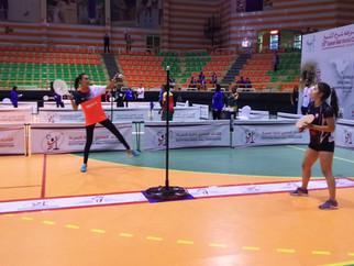 第29回スピードボール世界選手権エジプト大会 女子シングルス 結果